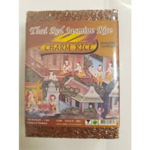 Charm Red Jasmine Rice 1kg