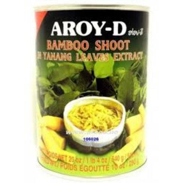 Aroy D Bamboo Shoot with Bai Yanang 540g