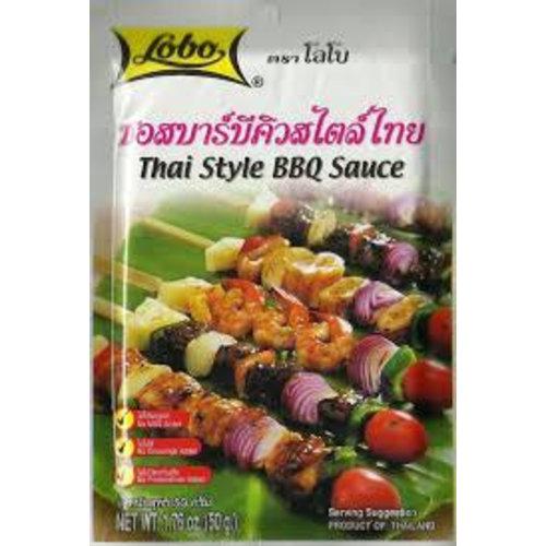 Lobo Thai Style BBQ Sauce 50g