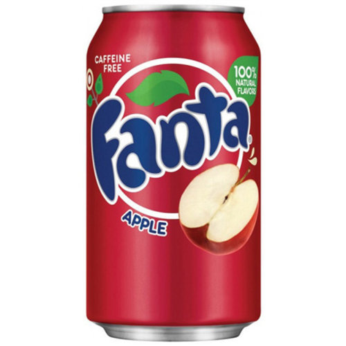 Fanta Apple  355ml