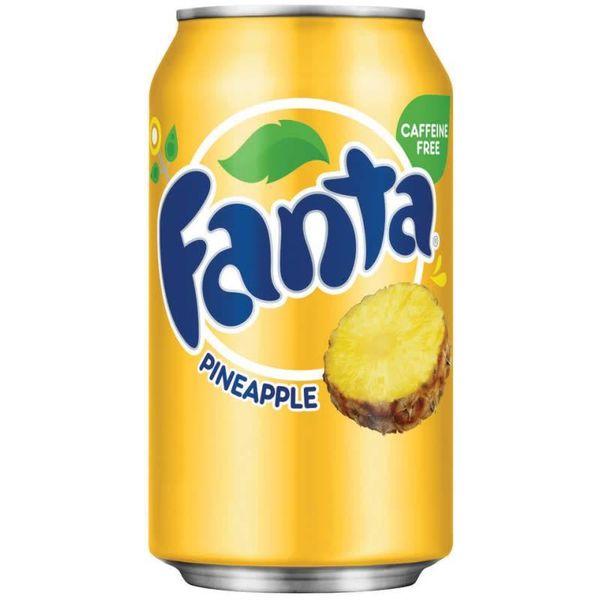 Fanta Pineapple 355ml