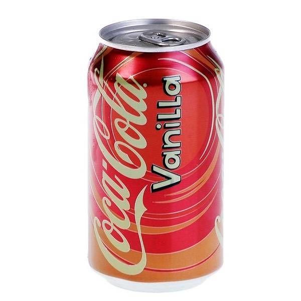 Coca Cola Vanilla 355ml