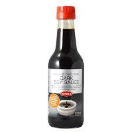 Yutaka Traditional Japanese Dark Soy Sauce 250ml BBD 06/18