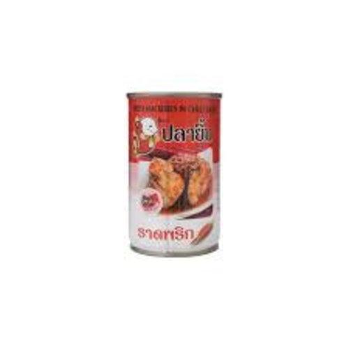 Smiling Fish Mackerel in Tomato Sauce with Tamarind 155g