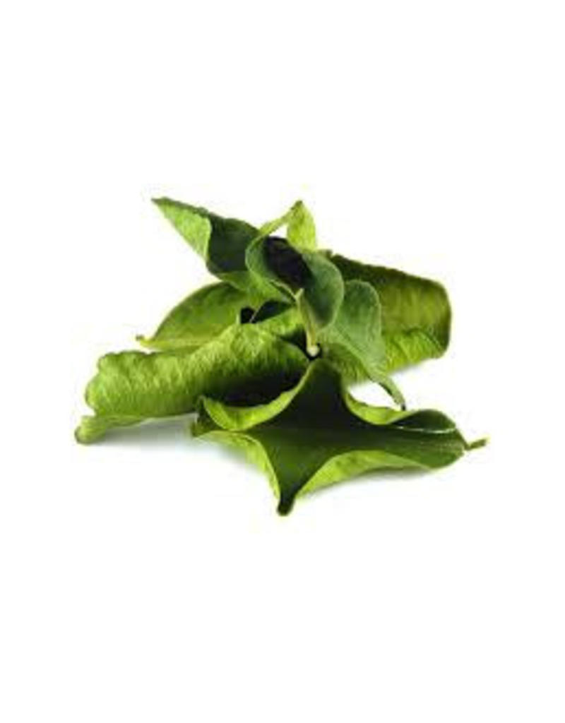 Dried Kaffir Lime Leaves 25g