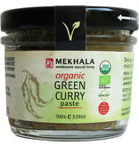 Mekhala Organic Green Curry Paste 100g