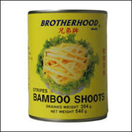 Brotherhood Bamboo Shoot- Strip 540g