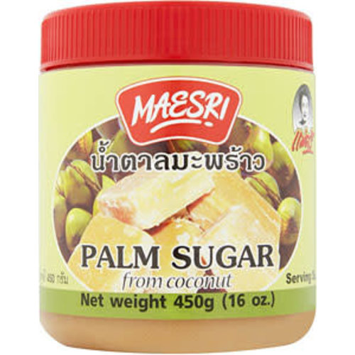 Maesri Palm Sugar 450g