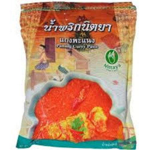 Nittaya Panang Curry Paste 1kg