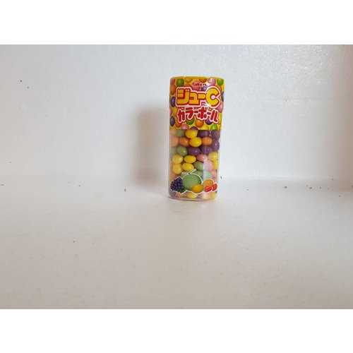 Kabaya Jyu-C Colour Ball - Fruit Drops 35g