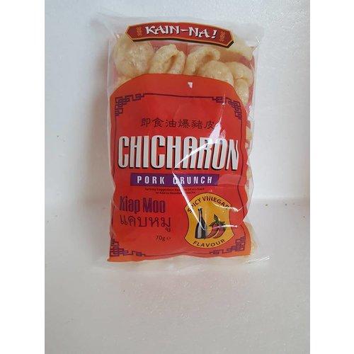 Kain Na Chicharon -  Kiap Moo 100g