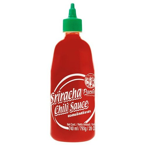 Pantai Sriracha Chilli Sauce- Hot 435ml