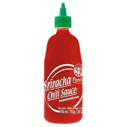 Pantai Sriracha Chilli Sauce- Hot 482g