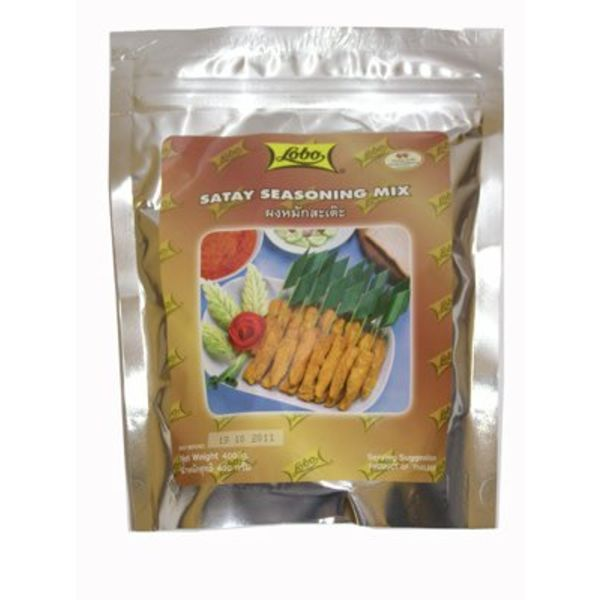 Lobo Satay Seasoning Mix  400g