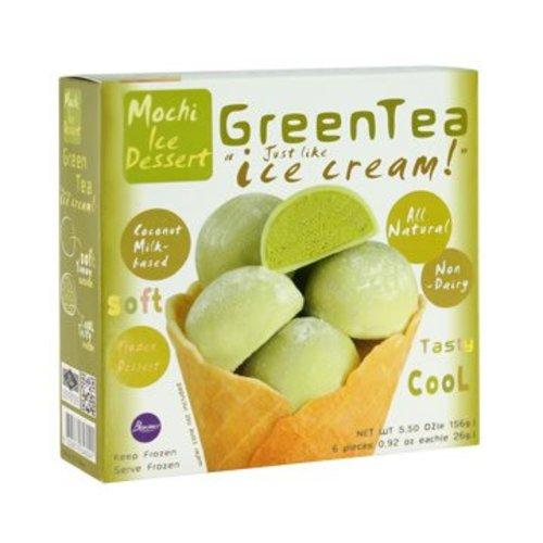 Buono Mochi Ice Dessert  Green Tea