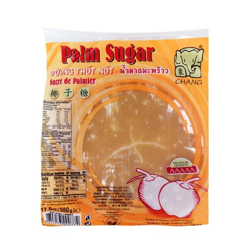Chang Palm Sugar (Large Disc) 500g