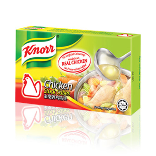 Knorr Broth Cube-Chicken 60g
