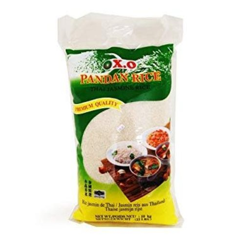 X.O Pandan Rice 10KG