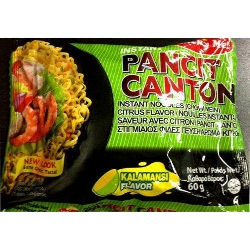 Lucky Me Instant Pancit Canton Kalamansi Flavour 60g