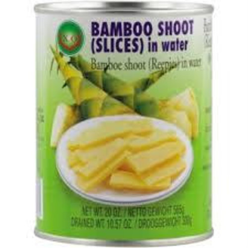 X.O Bamboo Shoot (Slices) in Water 565g