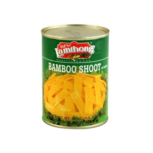 Lamthong Bamboo Shoot-Slice 565g