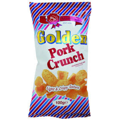 Golden Pork Crunch 90g