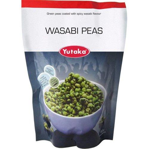 Yutaka Wasabi Peas  100g