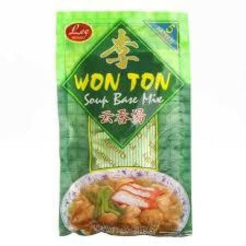 Lee Wonton Soup Base Mix 45g (5packs)