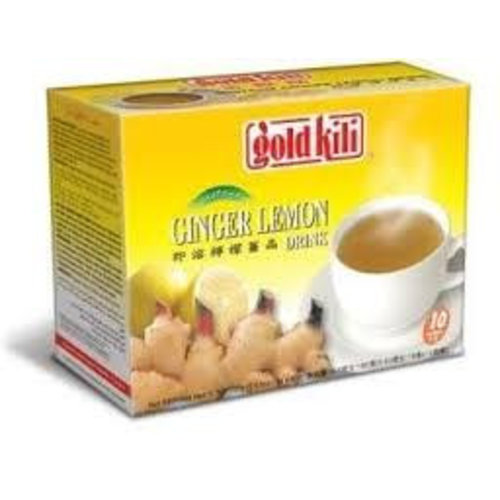 Gold Kili Natural ginger lemon 80g