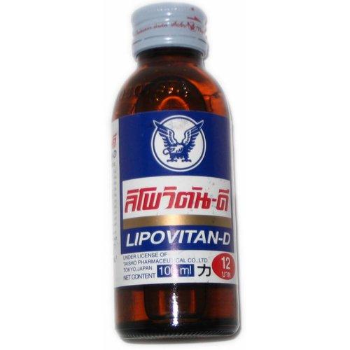 Lipovitan-D Lipvitan-D Energy Drink 100ml