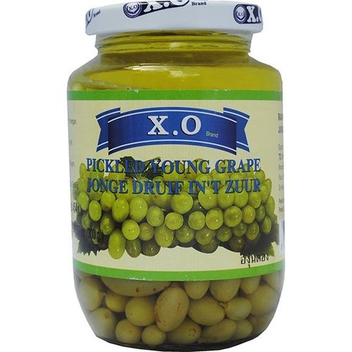 Pickled Young Grape 454g