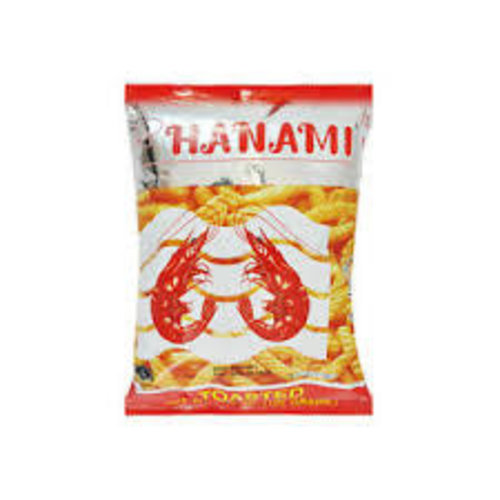 Hanami Toasted Prawn Crackers 100g