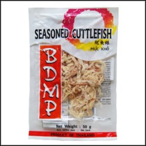 BDMP Seasoned Cuttlefish (White) 50g