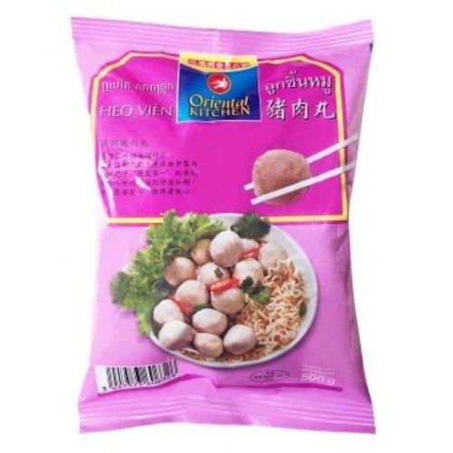 Oriental Kitchen Pork Ball 250g
