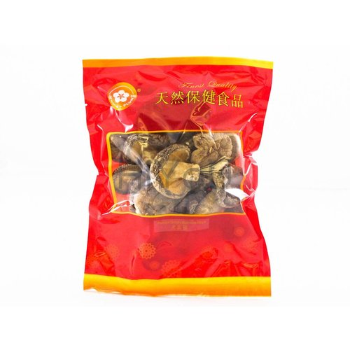 Gold Plum Dried Shiitake Mushrooms (whole) 100g