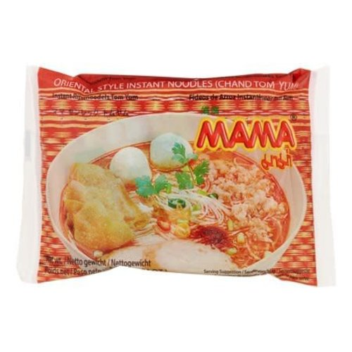 Mama Best Before 03/18 Chand Noodles - Tom Yum 55g