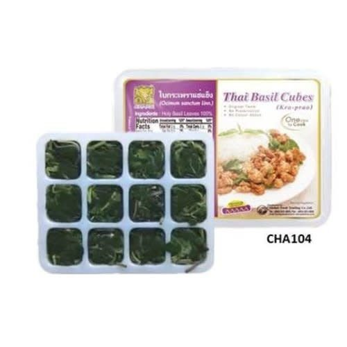 Chang Thai Basil Cubes 120g