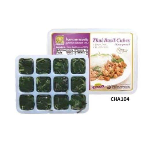 Chang Thai Basil Cubes (Kra Prao) Cubes 120g