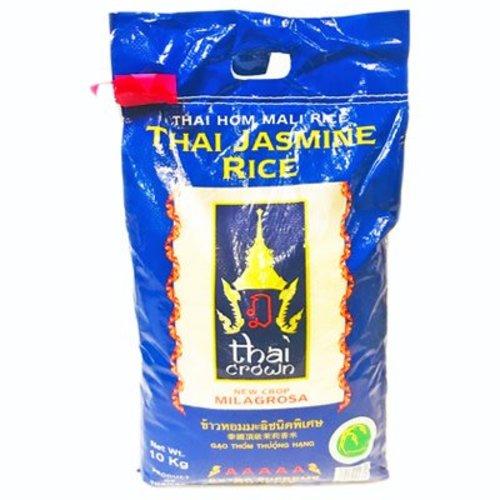 Thai Crown Thai Jasmine Milagrosa Rice 10kg