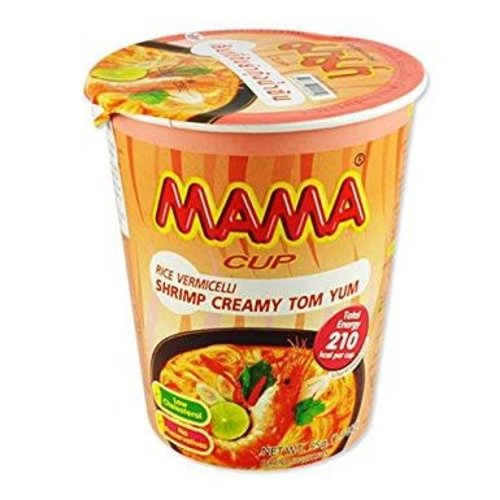 Mama Noodle Cup - Creamy Shrimp Tom Yum 70g
