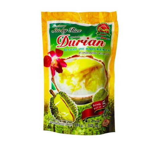 Madam Pum Sticky Rice with Durian Dessert 150g (BBD 11/18)