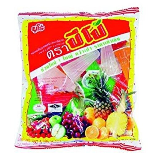 Pipo Fruit  Cup Jelly-Assorted  705g