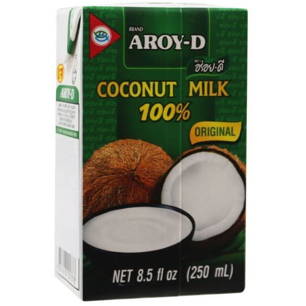 Aroy D Coconut Milk 250ml
