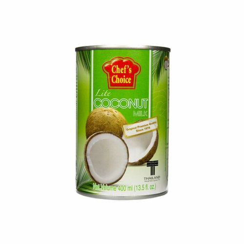 Chefs Choice Coconut Milk - Lite 400ml