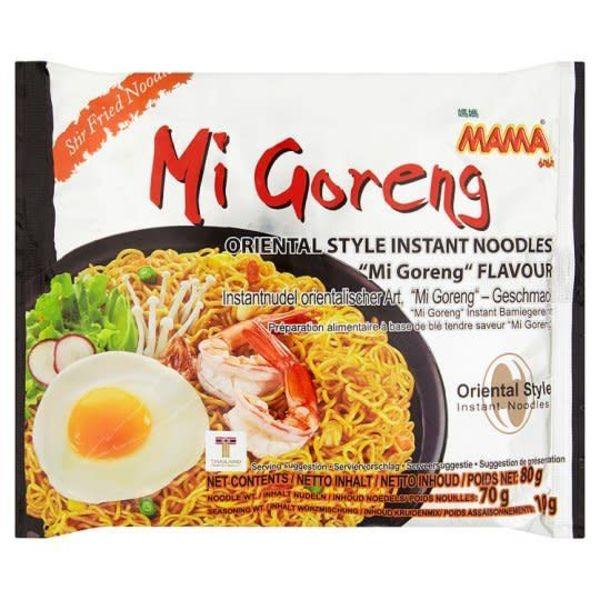 Mama Instant Noodles - Mi Goreng  80g