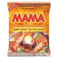 Mama Instant Noodles - Shrimp Creamy Tom Yum Flavour - 90g