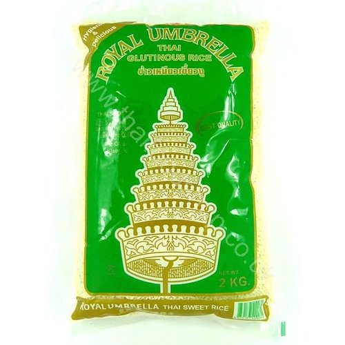 Royal Umbrella Thai Glutinous Rice 2kg
