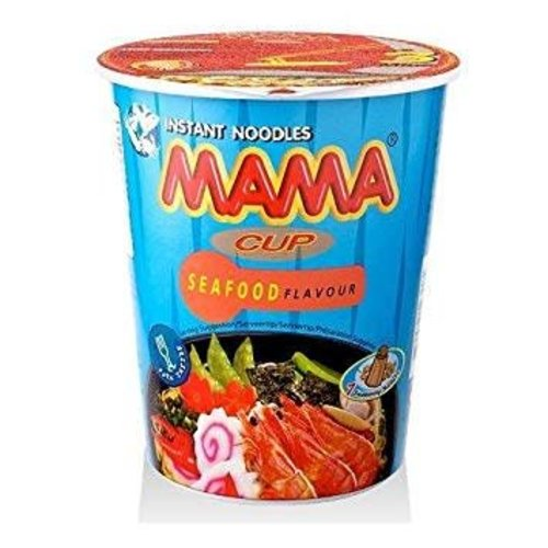 Mama Noodle Cup - Seafood 70g