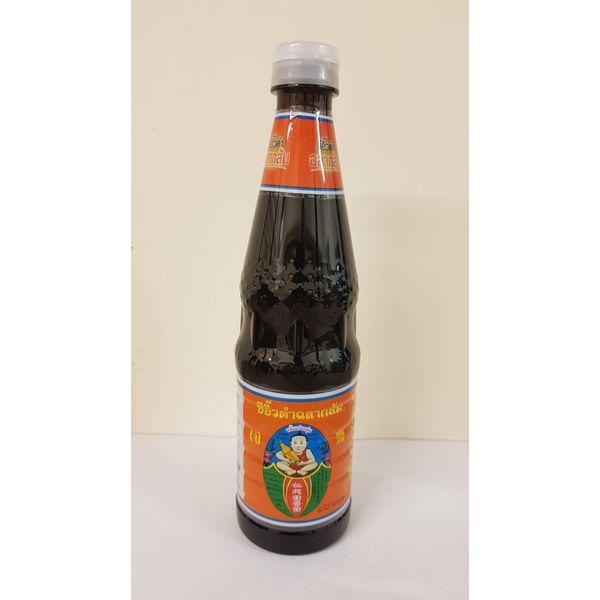 Healthy Boy Black Soy Sauce (Orange Label) 940g