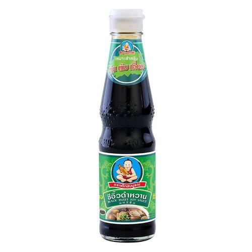 Healthy Boy Black Sweet Soy Sauce (Green Label)  950ml